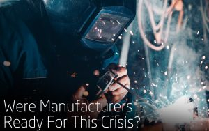 Pandemic Management for Manufacturers