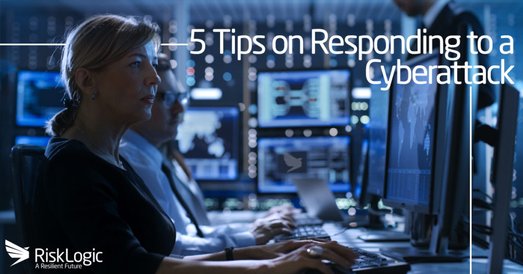 How to respond to a cyberattack